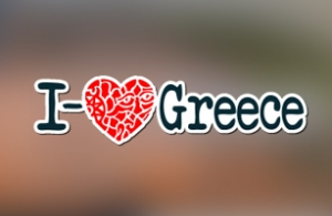 Web design & web development for i-lovegreece.com - On-line guide for Greece