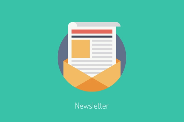 Newsletter – List of recipients