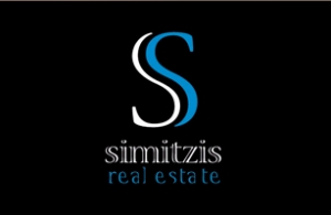 Website Design & Development of Simitzis Real Estate V1 2008
