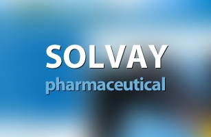 Website Design & Web Development of Solvay Pharma LTD