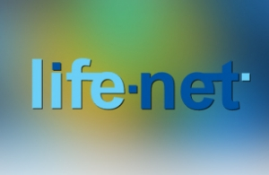 Website Design & Web development of Life-Net