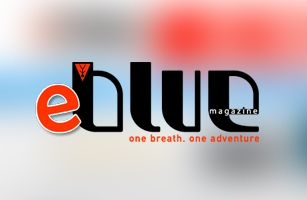 Portal Design & Development of E-Blue Magazine