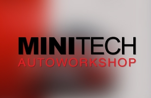 Website Design & Web Development of Minitech.gr