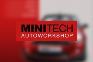 Minitech Autoworkshop - Upgrade of website