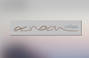Website Design & Web Development of Aenaon Villas Santorini