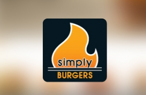 Web development for Simply Burgers