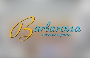 Website Design & Development of Barbarossa Restaurant/Café in Paros