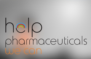 Website Design and Web development of Help pharmaceuticals