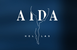 Website Design & Web Development of AidaHellas V2