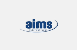 Website design & development for AIMS International - Minisite