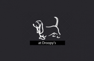"Website Design & Web Development of ""At Droopys's"" Cafe Bar"
